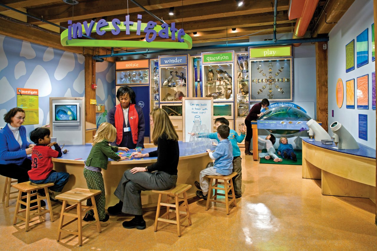Floor Plan | Boston Children's Museum