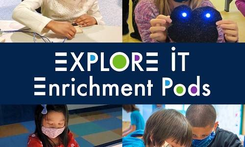 Explore It Enrichment Pods