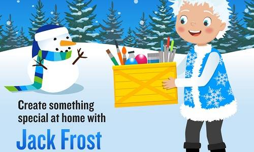 Jack Frost Introduces New Snowed-In Kits for At-Home Fun