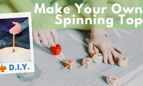 Make Your Own Spinning Top!