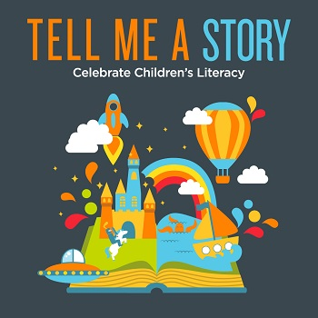 Tell Me A Story April Vacation Week Celebration Of Childrens Literacy